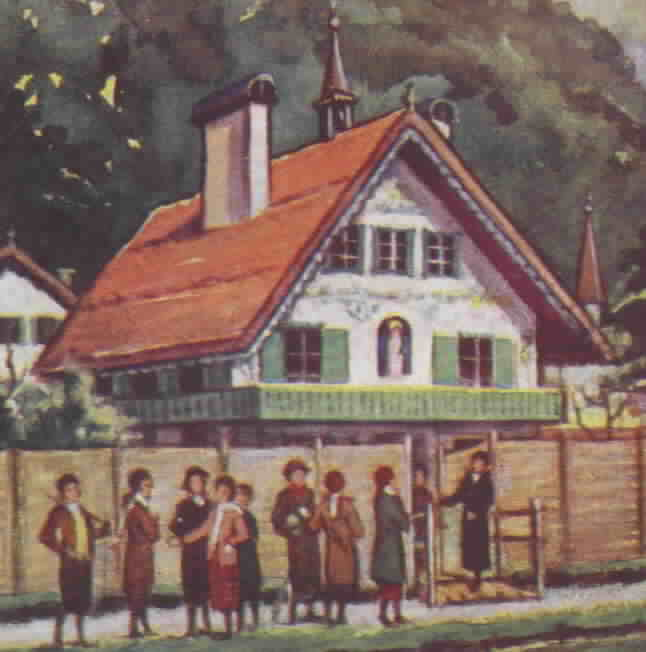 The Chalet School Series