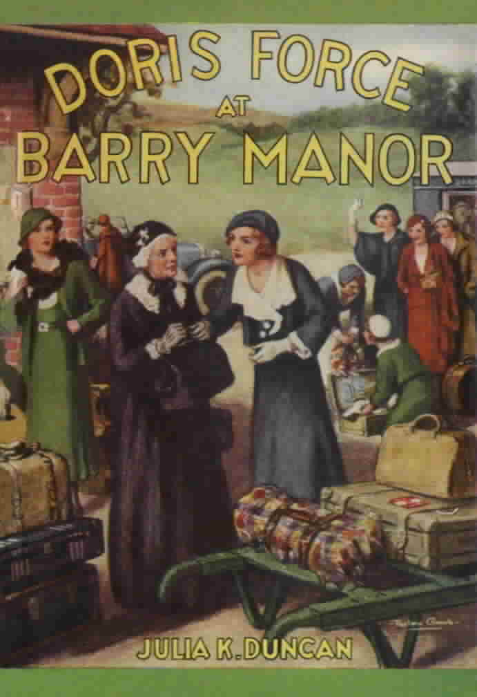Doris Force at Barry Manor