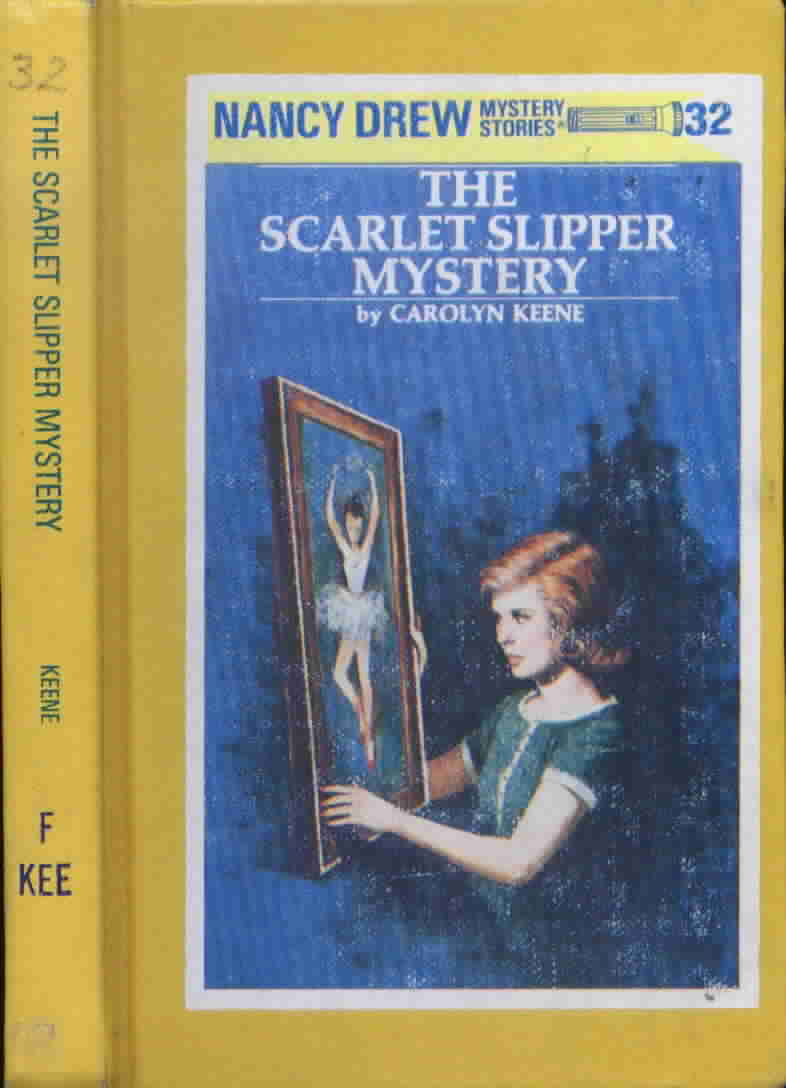 Nancy Drew Flashlight Library Editions