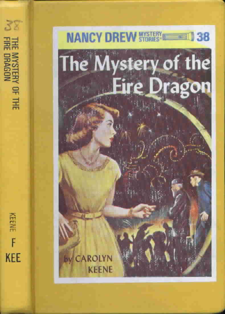 Nancy Drew Flashlight Library Editions