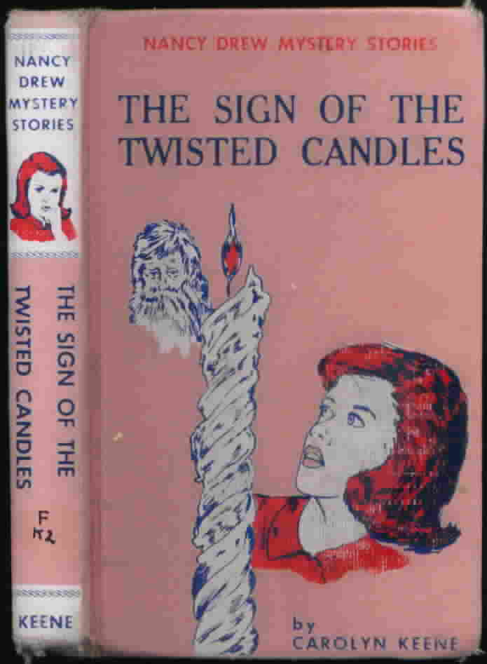 nancy drew the sign of the twisted candles pdf