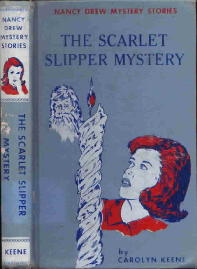 Nancy Drew Flb Library Editions