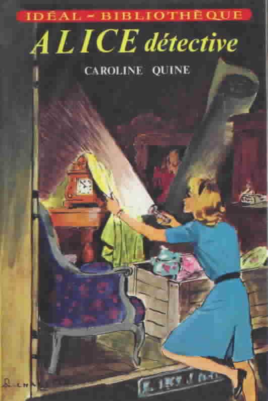 Nancy Drew French Editions