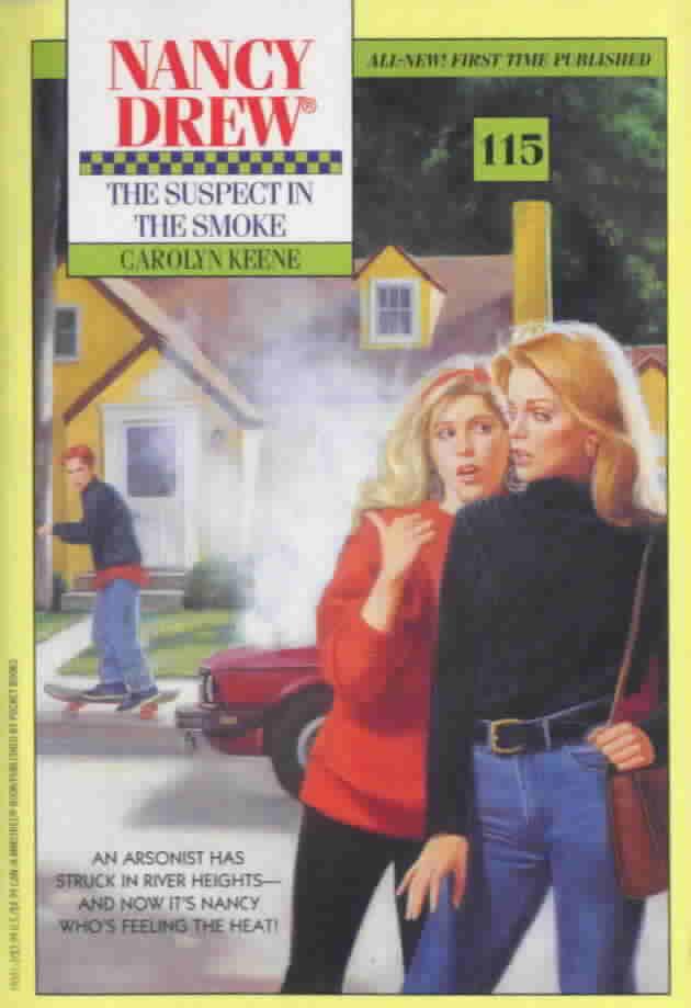 Книга нэнси дрю скачать
