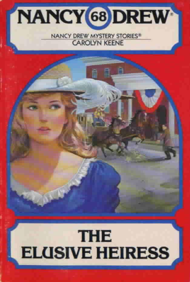 Nancy Drew (Wanderer) Keene, 4 Mystery Stories, #60-61-62-63-Kachina-Swami-