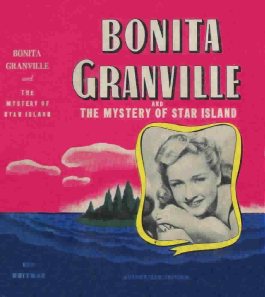 Bonita Granville and the mystery of star island